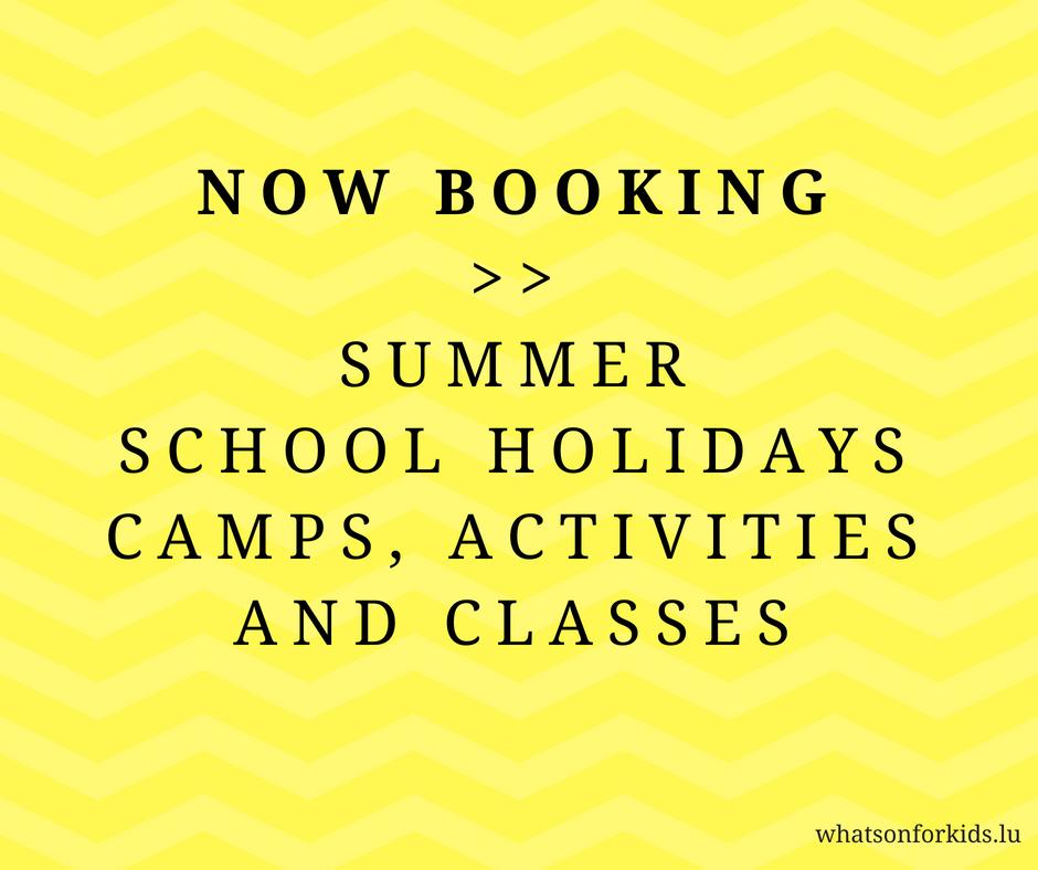 Holidays-Summer-Holidays